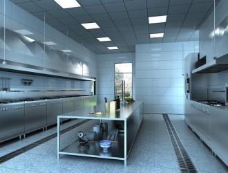 厨房设备行业的发展现