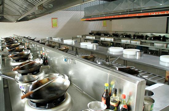 廚房地鍋怎么裝修圖片