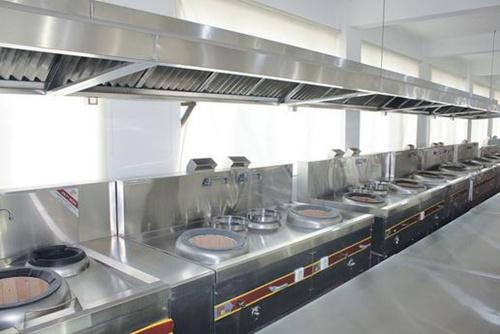 商用厨房设备企业需抓住转型升级契机
