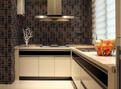 厨房装修效果图 小面积厨房装修技巧学起来