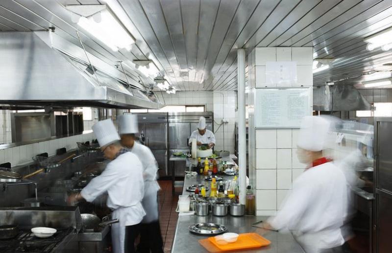 酒店厨房设备行业需运用绿色营销打开困顿局面