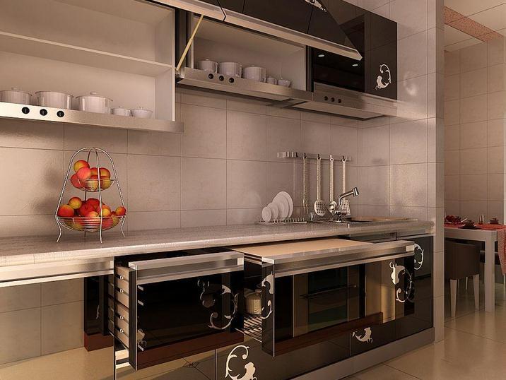 整体厨房解决方案为厨电业带来新的增长引擎