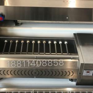 蓝天博科商用黑金直管电烤炉不锈钢大功率电烤肉机