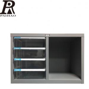 扬州A4抽屉式组合文件箱可定制桌上资料档案文件柜透明办公效率柜
