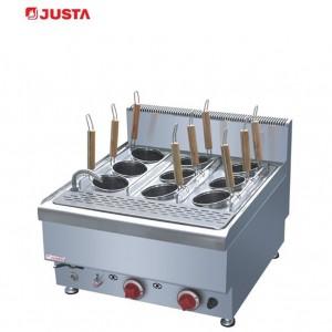 台式燃气煮面炉JUS-TRM60