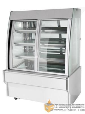 酒店厨房用具-制冷设备-豪华欧式糕点柜