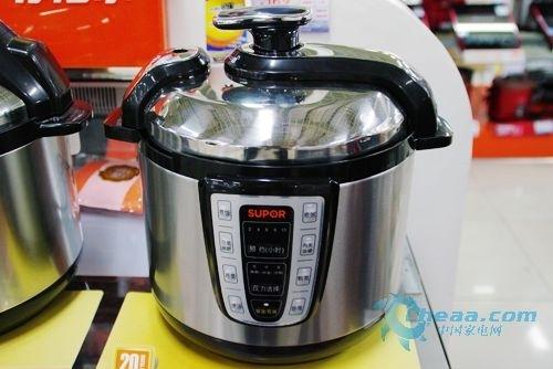苏泊尔电压力锅cysb60yd6-110