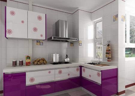 2011最别致的厨房装修效果图 不得不看!(图)