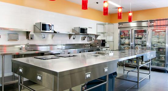 2015星级酒店厨房设计的基础构思图赏析