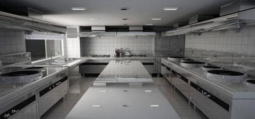 星级酒店厨房设计规范