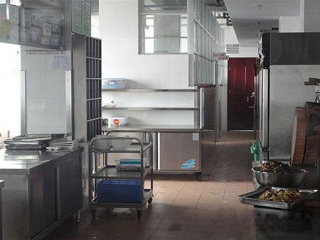 酒店厨房装修设计要点及效果图