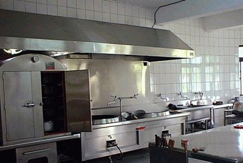 酒店厨房设计效果图二